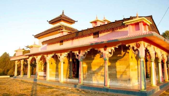 Ugratara Temple guwahati1