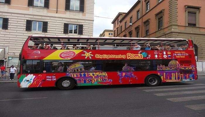 Unlimited Fun Activity with Hop On Hop Off Bus Tour