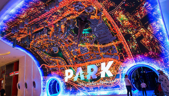 VR Park in Dubai Mall