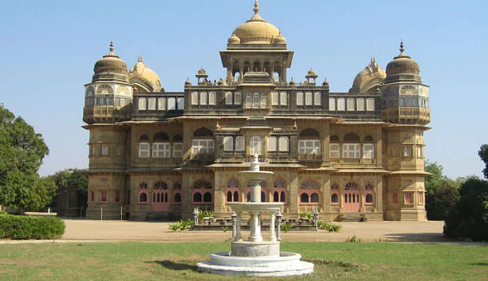 Palace in Mandvi