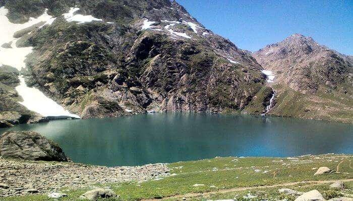 Visit Gadsar Lake