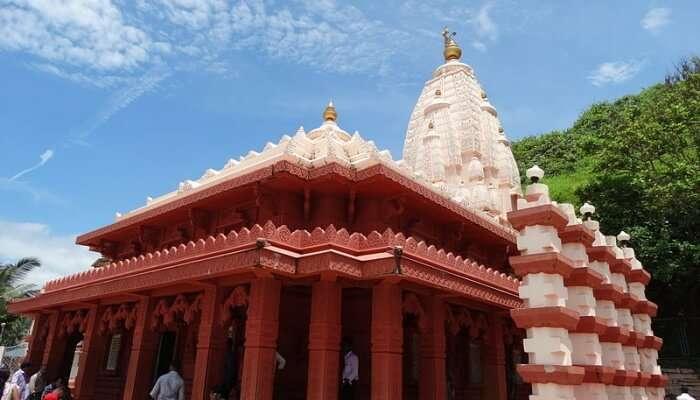 Ganpatipule in Konkan