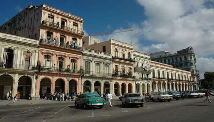 Beautiful Old Havana