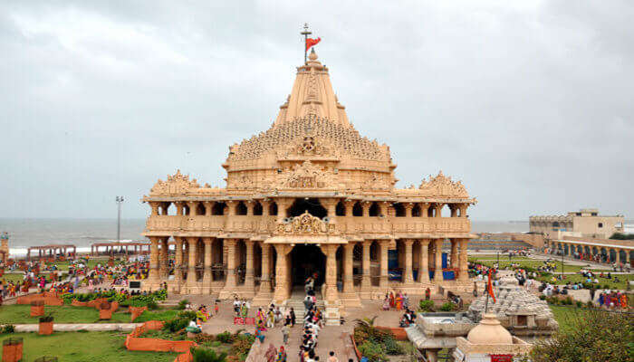 Visit Somnath Temple