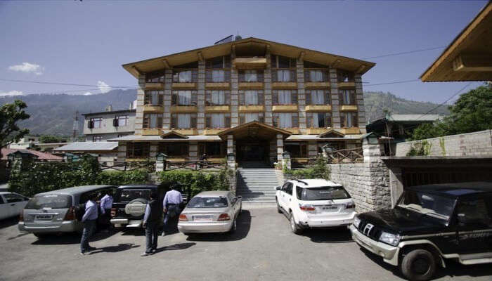 Best Resort in kullu