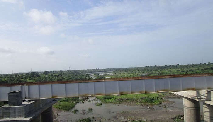 Waghur river