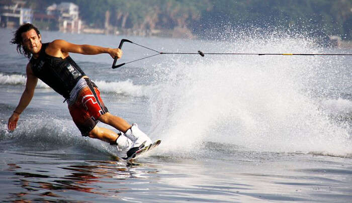 Wakeboarding Experience in Thailand