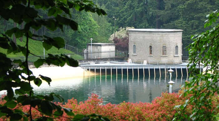 Washington Park in Oregon