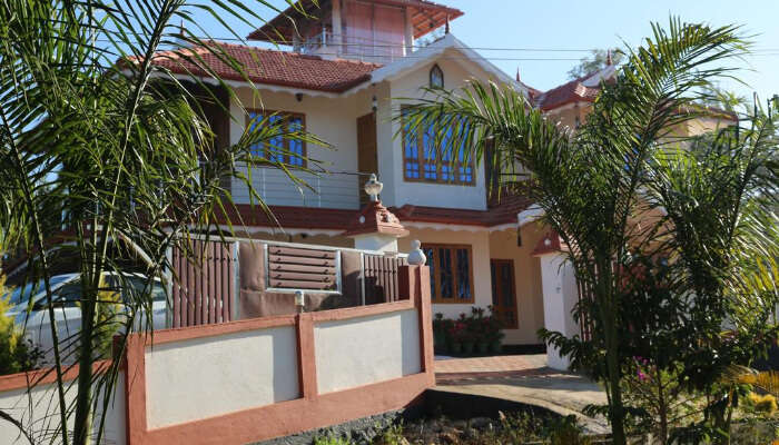 Hill Top Holiday Homestay in Wayanad