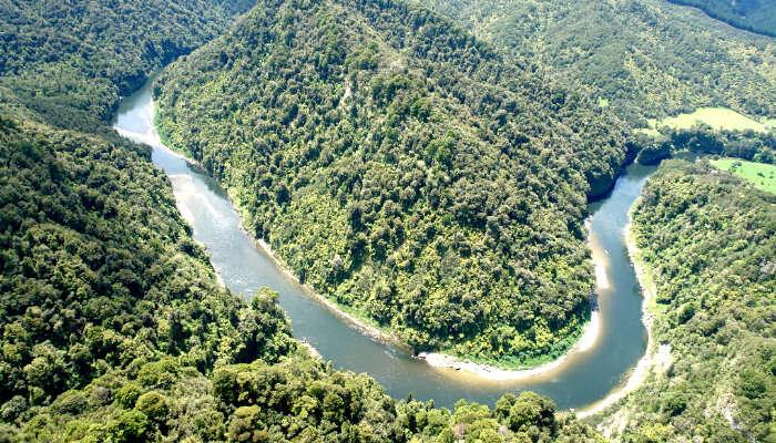 Whanganui River, NZ
