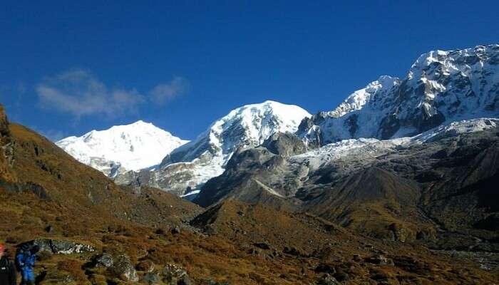 Yuksom- Dzongri Trail