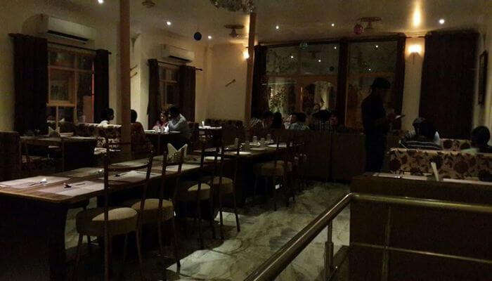 Zaika Restaurant, Bhelupur