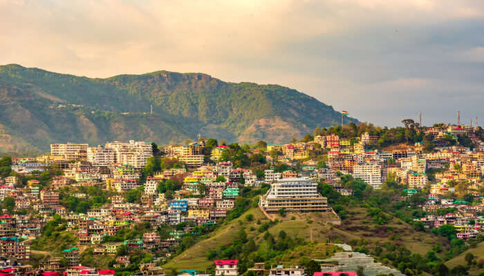 Best Hotels in Solan