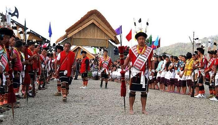 festival in Nagaland