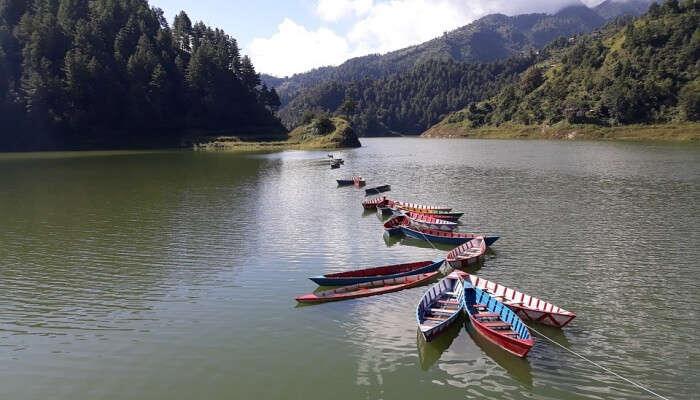 Kulekhani in Nepal