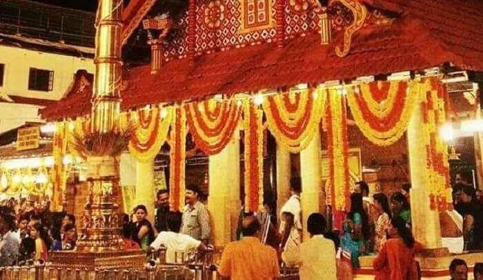 sundareswara temple kannur