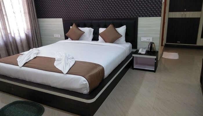the four season hotel dimapur