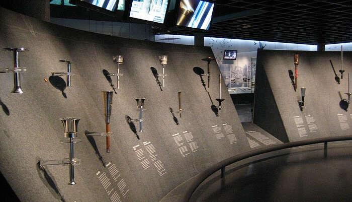 olympics museum