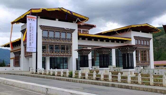 textile academy bhutan
