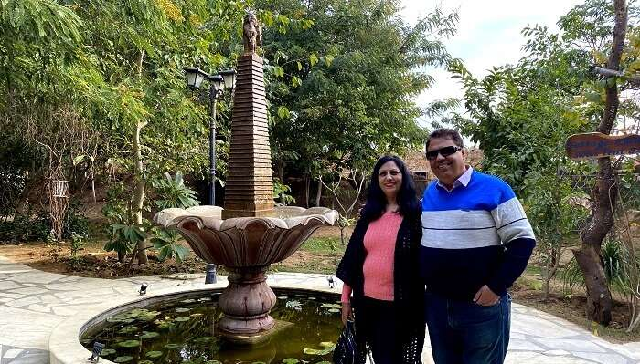 family outing to lohagarh resort