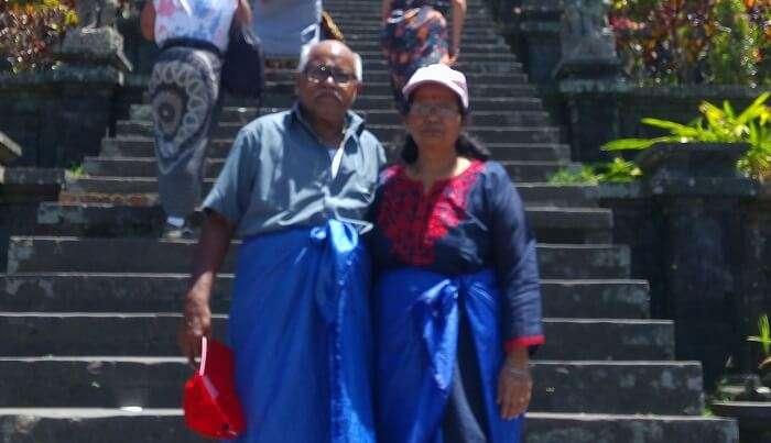 at Besakih Temple