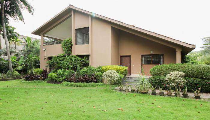3-Bedroom Villa With Garden In The Heart Of Nature, Kolkata