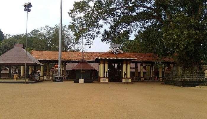Chettikulangara Temple