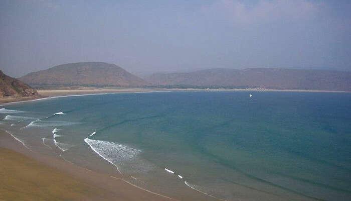 Gangavaram Beach