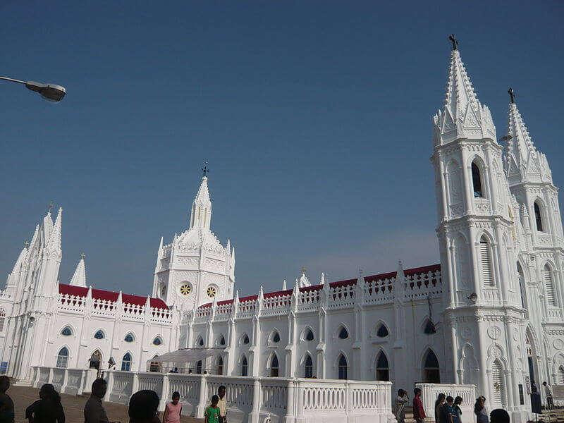 Basilica of Our Lady of Good Health Chennai