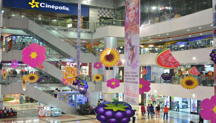Aashima Anupama Mall