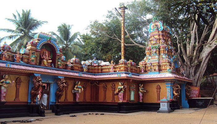 Aazhimala Shiva Temple