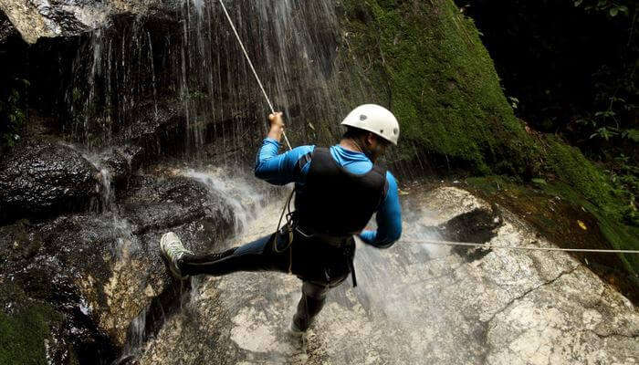 About Canyoning In Bali