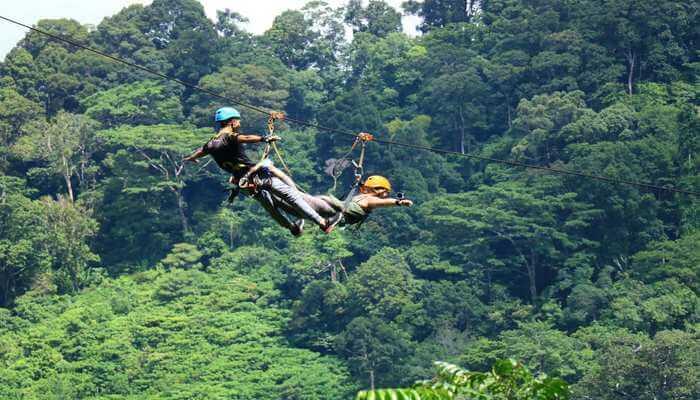 About Flying Hanuman Phuket