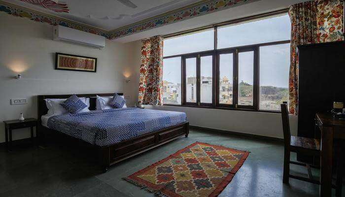 most popular hotels in Rajasthan