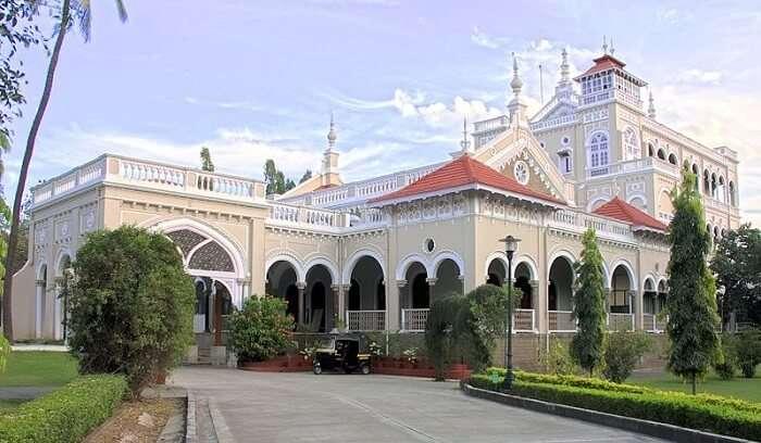 Aga Khan Palace in Pune