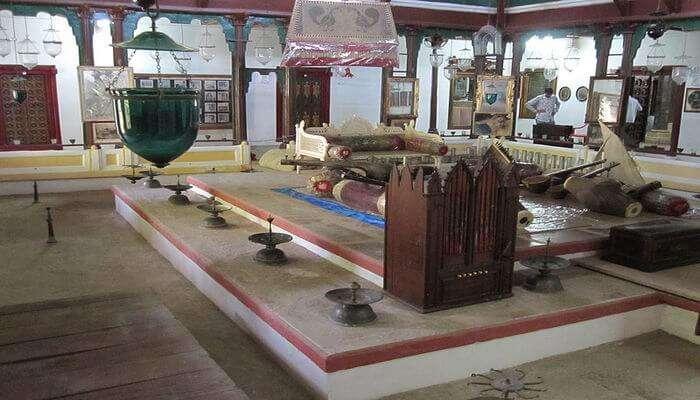 Aina Mahal Museum