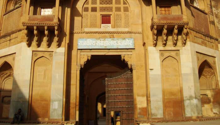 Akbari Fort, Ajmer
