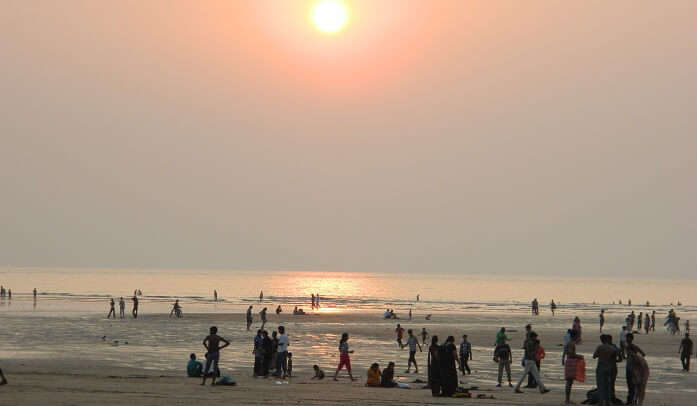 wonderful beach to visit once you are near Thane
