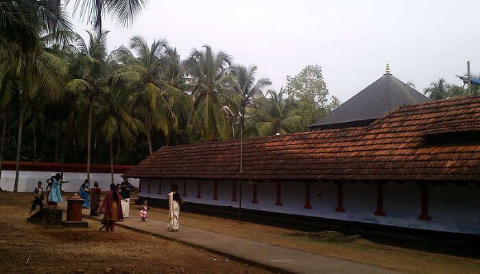 Alathiyoor Hanuman Temple