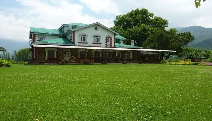 Almond Villa