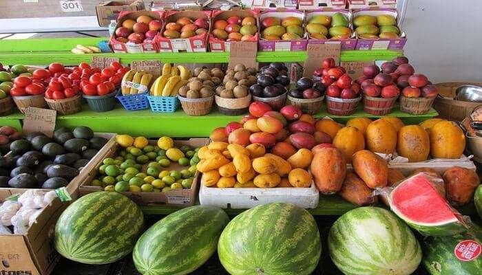 Alphington Farmers Market