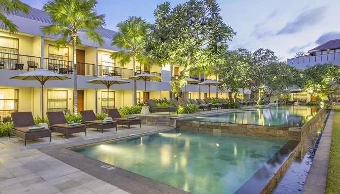 Amadea Villas And Resorts In Bali