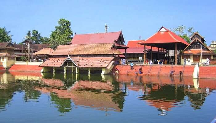 Ambalapuzha Temple