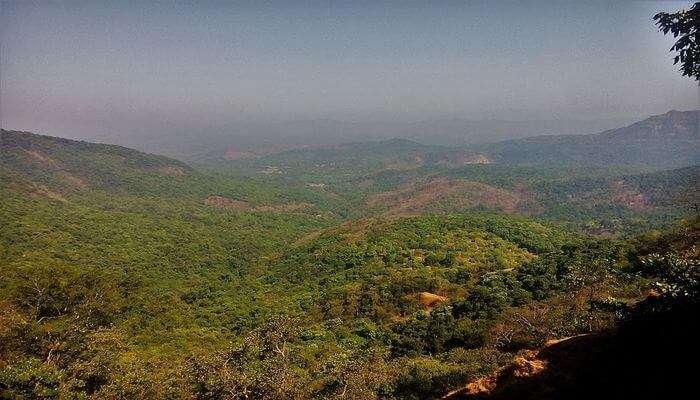 Amboli Ghats