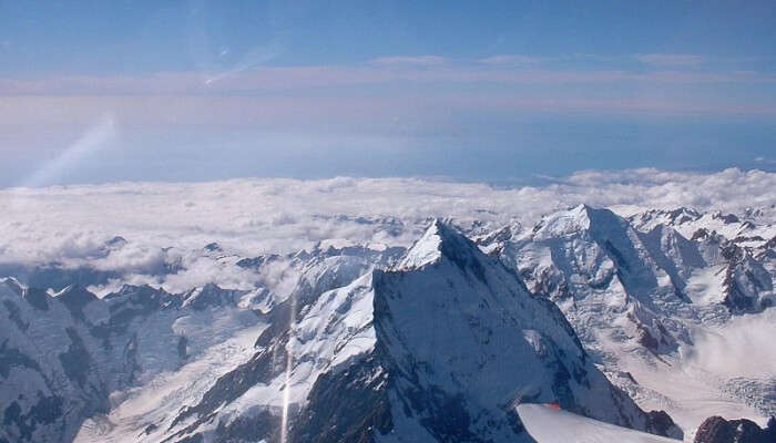 mountain cannot be underestimated for its low altitude