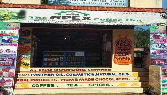 Apex Coffee Hut