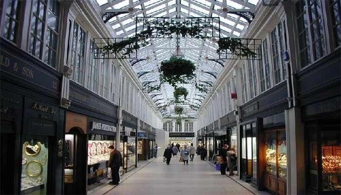 Argyll Arcade