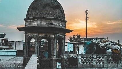 Aroma Of Spices At Khari Baoli, Delhi