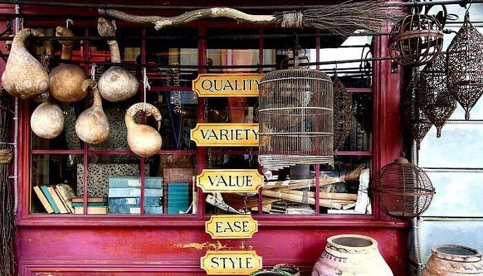 Harry Potter Merchandise In London