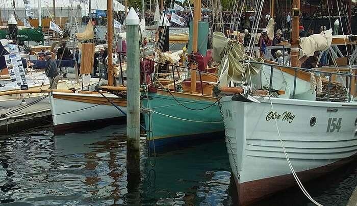 explore astonishing wooden boats